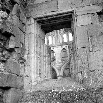 South Transept, Rievaulx Abbey