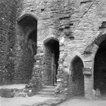 Passages, Tintern Abbey