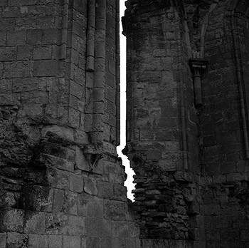 North Transept, Byland Abbey